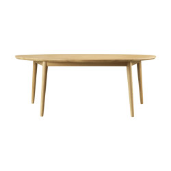 Anholt | D103 Coffee Table by Diana Mot & Isabella Bergstrøm | Coffee tables | FDB Møbler