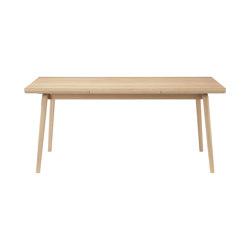 Åstrup | C65 Dining Table by Isabel Ahm | Tavoli pranzo | FDB Møbler
