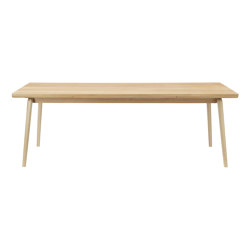 Åstrup   C65 Dining Table by Isabel Ahm   Dining tables   FDB Møbler