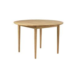 Bjørk   C62 Dining Table by Unit10   Dining tables   FDB Møbler