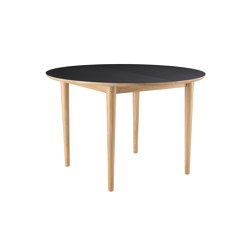 Bjørk | C62E Dining Table by Unit10 | Tavoli pranzo | FDB Møbler