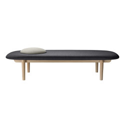 Bjørk | L36 Daybed by Unit10 | Lettini / Lounger | FDB Møbler