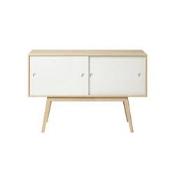 Butler | A83 Sideboard by Foersom & Hiort-Lorenzen | Credenze | FDB Møbler