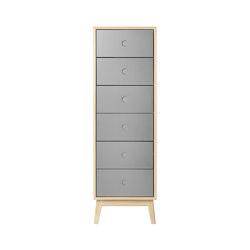 Butler | F23 Dresser Tall by Foersom & Hiort-Lorenzen | Credenze | FDB Møbler