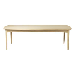 C28 Dining Table by Poul M. Volther | Dining tables | FDB Møbler