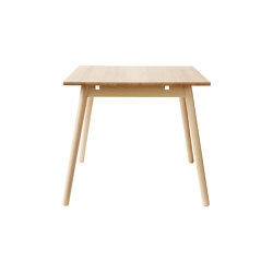 C35A Dining Table by Poul M. Volther | Dining tables | FDB Møbler