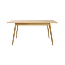 C35B Dining Table by Poul M. Volther | Dining tables | FDB Møbler