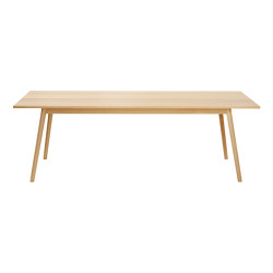 C35C Dining Table by Poul M. Volther | Tables de repas | FDB Møbler