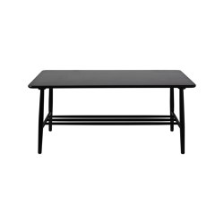 D20 Coffee Table by Poul M. Volther (55x120)   Coffee tables   FDB Møbler