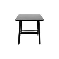 D20 Corner Table by Poul M. Volther (55x55) | Side tables | FDB Møbler