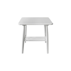 D20 Corner Table by Poul M. Volther (55x55)   Side tables   FDB Møbler