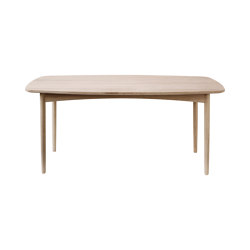 D24 Coffee Table by Poul M. Volther | Mesas de centro | FDB Møbler