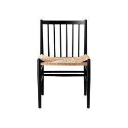 J80 Chair by Jørgen Bækmark | Sedie | FDB Møbler