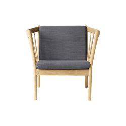 J146 Lounge Chair by Erik Ole Jørgensen | Poltrone | FDB Møbler