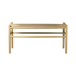 J163 Piano Bench by Jørgen Bækmark | Sitzbänke | FDB Møbler