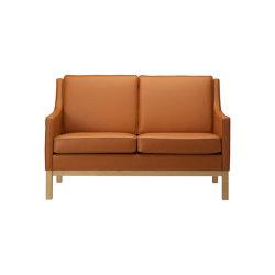 L601-2 Sofa by Erik Wørts | Sofás | FDB Møbler