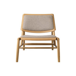 Paso | J162 Lounge Chair by Thomas E. Alken | Poltrone | FDB Møbler