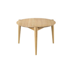Søs | D102 Coffee Table (Ø55) by Stine Lundgaard Weigelt | Couchtische | FDB Møbler