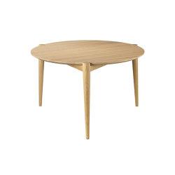 Søs | D102 Coffee Table (Ø70) by Stine Lundgaard Weigelt | Coffee tables | FDB Møbler