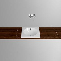 ORBIS VARIO built-in washbasin   Wash basins   Schmidlin