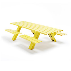 Mass   Tables and benches   Derlot