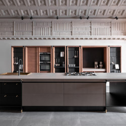 Canossa | Fitted kitchens | SCIC