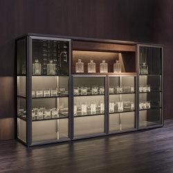 Gradoni | Display cabinets | SCIC