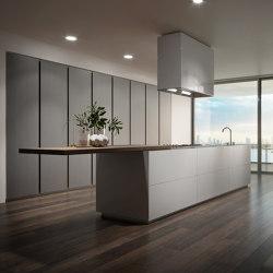 Monolite | Island kitchens | SCIC