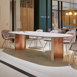 Parker | Dining tables | Dressy