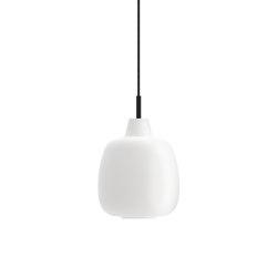 gangkofner Edition  bergamo opal white | Lampade sospensione | Mawa Design