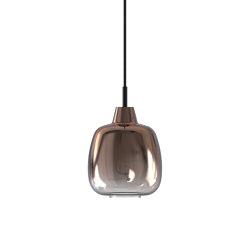 gangkofner Edition  bergamo roségold | Lampade sospensione | Mawa Design