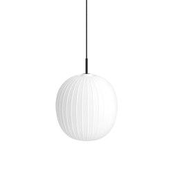 gangkofner Edition  bologna opal white | Lampade sospensione | Mawa Design