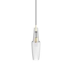 gangkofner Edition  pisa crystal clear | Lampade sospensione | Mawa Design