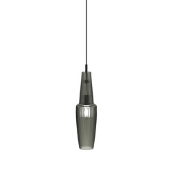 gangkofner Edition  pisa smoked glass | Lampade sospensione | Mawa Design