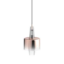 gangkofner Edition  venezia roségold | Lampade sospensione | Mawa Design