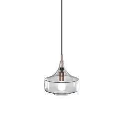 gangkofner Edition  vesuvio crystal clear | Lampade sospensione | Mawa Design