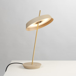 giro Edition beige | Lampade tavolo | Mawa Design