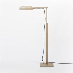 schliephacke Edition beige | Lampade piantana | Mawa Design