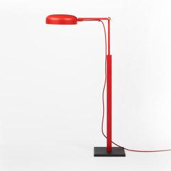 schliephacke Edition red / black | Free-standing lights | Mawa Design