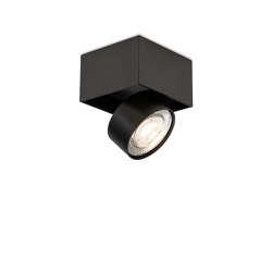 wittenberg  4.0 wi4-ab-1e-hb black | Ceiling lights | Mawa Design