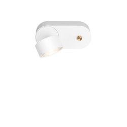 wittenberg 4.0 wi4-ab-1ov-2-d2w white   Lampade parete   Mawa Design