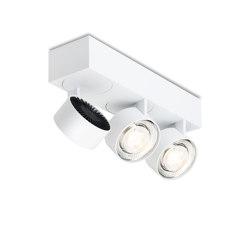 wittenberg 4.0 wi4-ab-3e white | Lampade plafoniere | Mawa Design