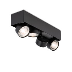wittenberg 4.0 wi4-ab-4e-hb black | Ceiling lights | Mawa Design
