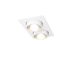 wittenberg 4.0 wi4-be-2e-rl white | Recessed ceiling lights | Mawa Design
