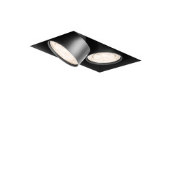 wittenberg 4.0 wi4-eb-2e-db black | Recessed ceiling lights | Mawa Design