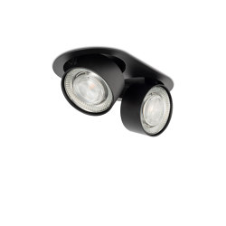 wittenberg 4.0 wi4-eb-2ov black | Recessed ceiling lights | Mawa Design