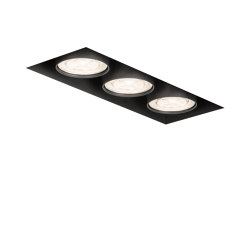 wittenberg 4.0 wi4-eb-3e-db black | Recessed ceiling lights | Mawa Design