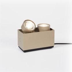 wittenberg 4.0 wi4-reg-2e-hb »parkett« beige | Lampade pavimento | Mawa Design