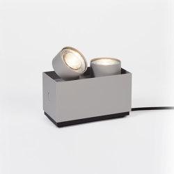 wittenberg 4.0 wi4-reg-2e-hb »parkett« grey | Lampade pavimento | Mawa Design
