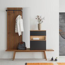 Fox | Cloakroom cabinets | Sudbrock